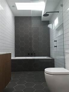 Bathroom Ideas Hexagon Tile by The 25 Best Hexagon Tile Bathroom Ideas On