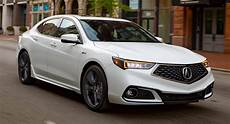 2019 acura tlx in showrooms april 4 from 33 000 gets new a spec carscoops