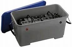 bac à batterie bac batterie plastique