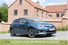 Toyota Auris Essence Essai Toyota Auris Hybride Restyl 233 E Conclusion Photos