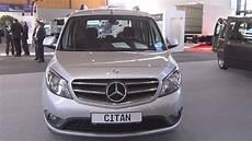 Mercedes Citan Tourer - mercedes citan tourer 111 cdi kb l 2016 exterior