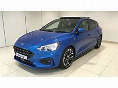 ford focus st line occasion achat ford focus de d 233 monstration 1 0 ecoboost 125ch