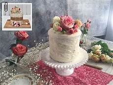 diy tiered cake for less than 30