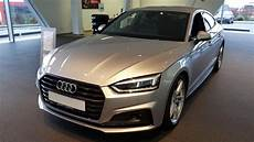2018 Audi A5 Sportback Sport 2 0 Tfsi Audi View