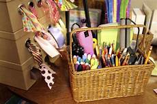7 steps to help you organize your craft room