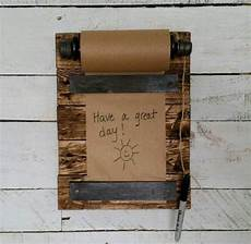 memo board rustic mini memo board reclaimed wood memo board message