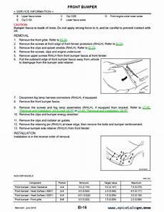 manual repair free 1997 nissan sentra interior lighting nissan sentra model b16 series 2011 service manual pdf