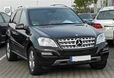 File Mercedes Ml 350 Cdi 4matic W164 Facelift Front