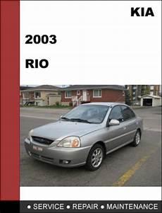 small engine maintenance and repair 2003 kia rio spare parts catalogs kia rio 2003 oem factory service repair manual download download
