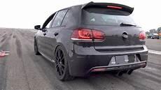 850hp Volkswagen Golf 6 R 3 6 Hgp Biturbo Launch