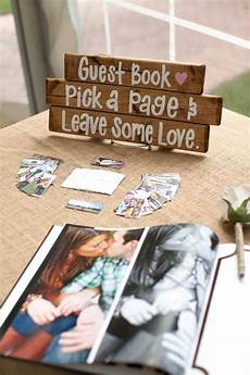 Ideas For Guests To Sign At Weddings