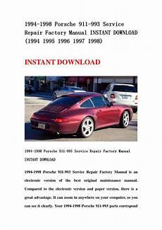 small engine service manuals 1994 porsche 911 electronic throttle control 1994 1998 porsche 911 993 service repair factory manual instant download 1994 1995 1996 1997
