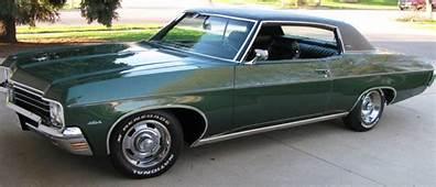 1970 Chevrolet Impala Custom Coupe  Caprice And