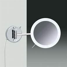 Kosmetikspiegel Wand Beleuchtet - windisch universal wand kosmetikspiegel mit led