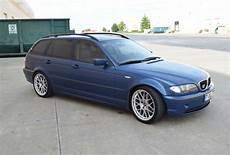 No Reserve Supercharged 2002 Bmw 325i Touring 5 Speed