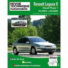 Rta Renault Laguna Ii Phase 1 Diesel 2001 05
