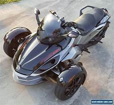 can am trike 2012 can am spyder rs s trike for sale in canada