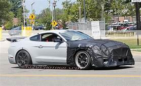 2018 Ford Mustang Shelby GT500 Exterior Interior Engine