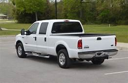 Find Used 2005 Ford Super Duty F250 Crew Cab XLT 60L