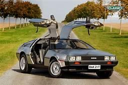 Double DeLorean Temptation At CCA's NEC Sale  Classic