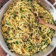 Spaghetti Aglio E Olio - spaghetti aglio olio e peperoncino s cuisine