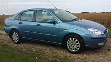 2003 ford focus 2 0 ghia saloon automatic petrol car for sale 2002 ford focus 2 0 ghia auto genuine 58 000 miles with fsh 163 850 ono in thetford norfolk