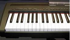 Yamaha P95 88 Key Digital Piano W Stand Excellent Reverb