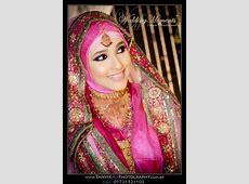 Latest Bridal Hijab Dresses Designs & Styles 2016 2017