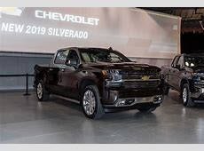 2019 Chevrolet Silverado 1500 Hd High Country   2019