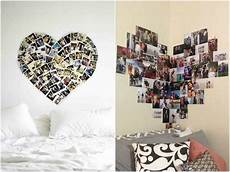 Zimmer Ideen Madchen Collage Fotos Freunde Selber