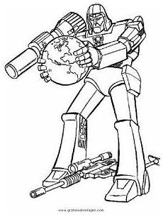 Bilder Zum Ausmalen Transformers Transformers Megatron 6 Gratis Malvorlage In Comic