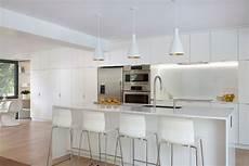 déco cuisine blanche cuisine galerie de cuisines de designers jenn air 194