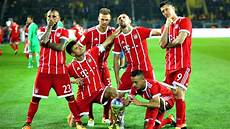 German Cup Bayern Munich Beat Dortmund On Penalties