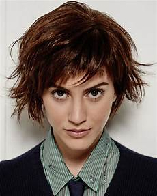 latest short haircuts for women curly wavy straight