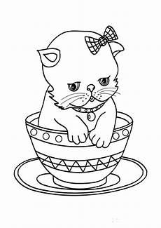 Ausmalbilder Geburtstag Katze Ausmalbilder Malvorlagen Katzen Ausmalbilder Malvorlagen