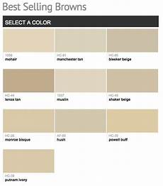 best selling popular shades of brown taupe paint colors from benjamin in 2019 beige