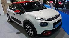 c3 aircross shine 2017 citroen c3 1 2 puretech shine exterior and interior