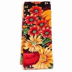 Kitchen Towel Bouquet by Essential Home Autumn Bouquet Kitchen Towel Seasonal
