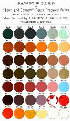 town and country paint colours 1872 country paint colors vintage paint colors paint colors