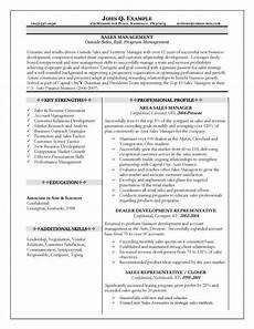 skills resume writing sales resume exles manager