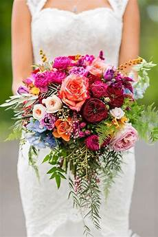 26 most gorgeous jewel toned wedding bouquets elegantweddinginvites com blog