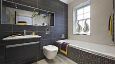 grey tiled bathroom ideas grey bathroom wall and floor tiles ideas