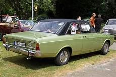 1970 Ford 17m Limousine Rear View 1960s Paledog