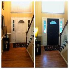 more painted interior doors before and after