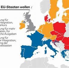 Eu Gipfel Das Sind Die Gespaltenen Staaten Europa Welt