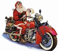 weihnachtsmann auf motorrad gif pictures