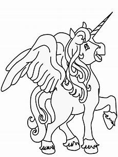 Unicorn Malvorlagen Xl Pegasus 14 Coloring Pages Coloring Page Book For
