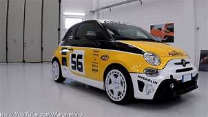 This Is The Gr4 Rally Inspired Abarth 500 Test Drive