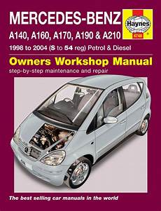 service manuals schematics 1996 mercedes benz s class free book repair manuals haynes workshop repair manual mercedes a class 98 04 ebay