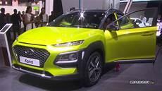Hyundai Kona Salon De Francfort 2017